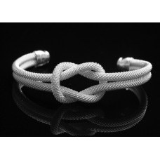 Tiffany & Co Inspired Love Knot Bracelet