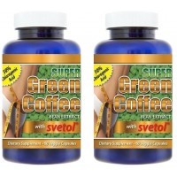 Svetol® Green Coffee Bean Extract - 2 Month